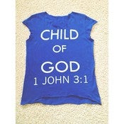 "Image of ""Child of God"" Tee (DISTRESSED)"