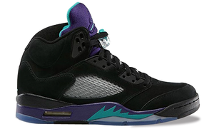 "Image of Jordan Retro 5 ""Black Grape"""