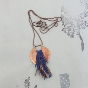 Image of Stone & Honey 'Plena' necklace