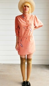Image of Blush & Bashful Dress