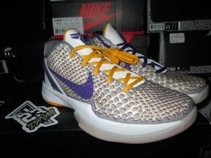 "Image of Zoom Kobe VI (6) ""3D Lakers"""