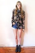 Image of freedom floral blouse