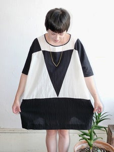 Image of Uzi  Triangle Dress