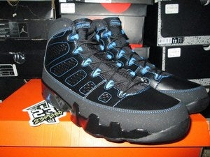 "Image of Air Jordan IX (9) Retro ""Photo Blue"" B-Grade"
