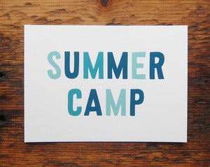 Image of Summer Camp