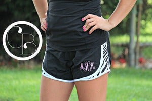 Image of Monogram Athletic Shorts