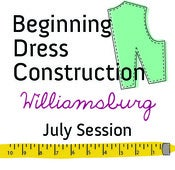 Image of Beginning Dress - July