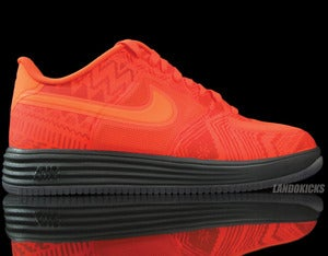 Image of Nike Lunar Force 1 Fuse 'Black History Month'