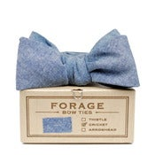 Image of summer indigo {bow tie}
