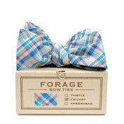 Image of summer plaid {bow tie}