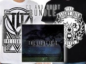 Image of TDATS CD + Shirt PREORDER bundle deal!