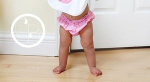 Image of Chevron Baby Bloomers - 7 colors