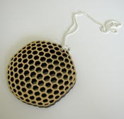 Image of HIVE necklace - reversible