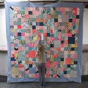 Image of HARVEST QUEEN SIZED MAGIC QUILT