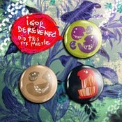 Image of Badge  IGOR DEREVENEC PROJECT Z for miette