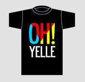 Image of OH YELLE tee