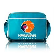 Image of HAWAIIAN RETRO AIRLINE BAG (TURQUOISE)