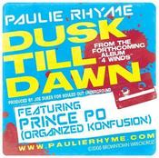 Image of Dusk till Dawn 12&quot; featuring Prince Po