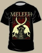 "Image of MELEEH ""sun & moon"" T-SHIRT"