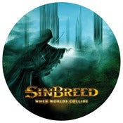 "Image of Sinbreed - ""When Worlds Collide"" limited picture disc"