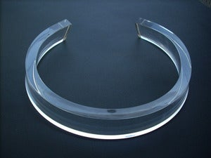 Image of Mod Collar Clear