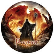 "Image of Pyramaze - Immortal [limited 12"" picture disc edition]"