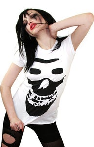 Image of Masked Crimson Ghost (White) (Limited 1 of 666) (Womens)