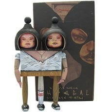 Image of SIAMESE TWIN CHOEGAL by David Choe