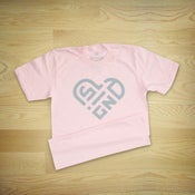 Image of Design Heart - Pink