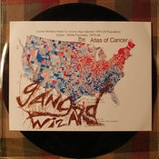 Image of GANG WIZARD the atlas of cancer 12""