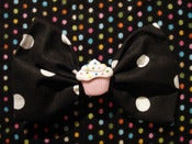 Image of Polka Dot Cupcake