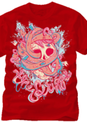 Image of Mummy T-Shirt Red
