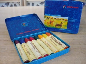 Image of Stockmar Crayons - Small Tin