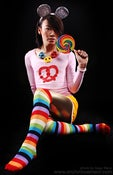 Image of Onch Poster (Rainbow Socks)