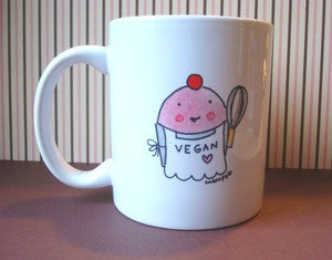 Image of Mugs: Vegan Cupcake Baker