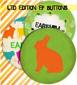 Image of EARFARM LTD EDITION BUTTONS (3PK) - FREE with any purchase