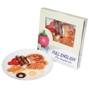 Image of FULL ENGLISH BREAKFAST PLATE