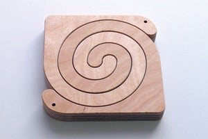Image of ZOOMADERITA PUZZLE SNAKE