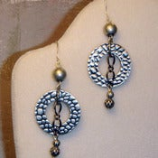 Image of Rocky Road Earrings
