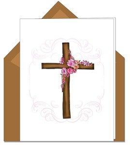 Image of Cross in Bloom