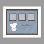 Image of Keepsake Frame :: Puppy
