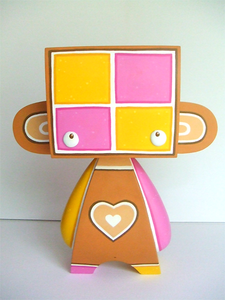 "Image of Behold The Battenburg! - custom 10"" Mad*L"