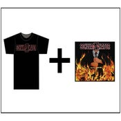 Image of Combo Pack! Tee Shirt + CD= Savings