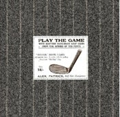 Image of Greeting Card:Vintage Golf Club