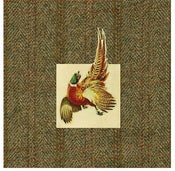 Image of Greeting Card:Vintage Pheasant