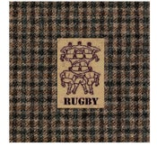 Image of Greeting Card:Vintage Rugby