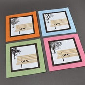 Image of Park Bench :: Set of 4