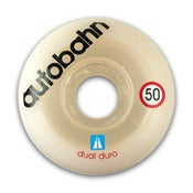 Image of Autobahn Dual Duro Clear/White