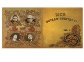 Image of MCD Outlaw Country 7&quot; Comp