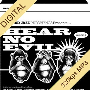 "Image of Hear No Evil v. 1 12"" (Vinyl Sold Out - Digital Only)"